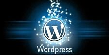 WordPress , plugins and template Installation