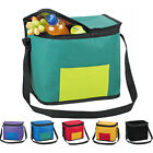 13L Cooler Cool Bag Box Picnic Camping Food Drink Festival Shopping Ice New