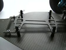 HD Carbon Tuning Battery holder,fits as replacement for LRP S10 Twister Buggy
