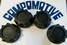 Compomotive Wheel Centre Caps 70mm Diameter . NEW X4