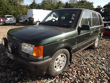 1996 LAND ROVER RANGEROVER 2.5 DSE DAMAGED REPAIRABLE SALVAGE