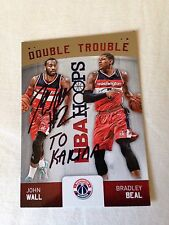 John Wall Autographed 15 Panini PERSONALLY OBTAINED w/COA NM