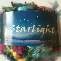 Knitting Fever Yarn Starlight Knitting Novelty Scarf Discounted Sale Save