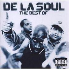 """DE LA SOUL """"THE BEST OF"""" 2 CD NEW+"""