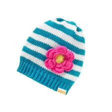 Genuine Subaru Girls Flower Beanie Hat Impreza STI WRX Racing Ski Snow NEW Cute