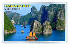 HALONG BAY VIETNAM MOD2 FRIDGE MAGNET SOUVENIR IMAN NEVERA