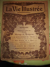 LA VIE ILLUSTREE 1905 , N° 345