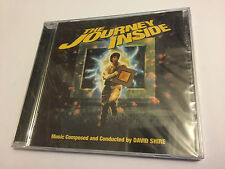 THE JOURNEY INSIDE (David Shire) OOP Intrada Ltd Score OST Soundtrack CD SEALED