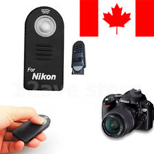 Wireless ML-L3 Remote Control For NIKON D90 D60 D5000 D80 ML-L3 D7000 D5100