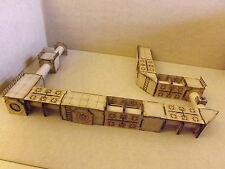 Pipeline - scenery terrain warhammer 40k wargame Infinity wargaming building