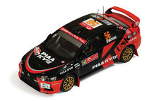 Mitsubishi Lancer EVO X #56 Rally Japan 2010 RAM453 IXO 1:43 New
