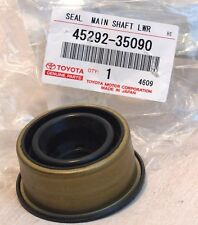 TOYOTA OEM TACOMA 1995-2004 STEERING COLUMN HOLE COVER SEAL 45292-35090