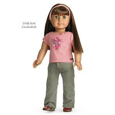 """American Girl MY AG TRUE STYLE OUTFIT for 18"""" Dolls Retired Isabelle Gray NEW"""