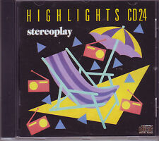 STEREOPLAY - Highlights CD 24 - rare audiophile CD 1987