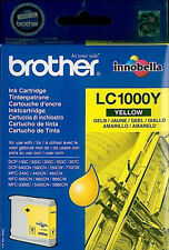 Brother LC1000 yellow brand for DCP-130C, DCP-330C, DCP-770C, MFC240C