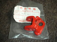 NOS HONDA ELSINORE CR 125 RB 1981  R/H FOOT PEG BRACKET 50613-KA3-000 EVO