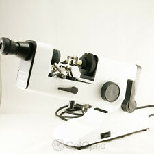 W/ Prism Compensator CE New Optometrist Lensometer JD7 Manual Optical Lensmeter