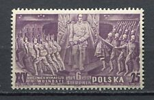 35601) POLAND 1939 MNH** Nuovi** Polish legion 1v Scott# 340