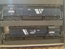 ATHEARN HO SCALE SPECIAL EDITION LOCOMOTIVES 1SD40-2&1SD45 MRL