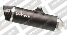 SUZUKI V-STROM 1000 2014-16 LEOVINCE NERO EXHAUST *PROMO*IN STOCK*