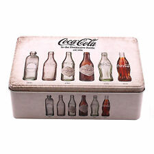 Sugar Tin Coca Cola Vintage Retro Style Tea Coffee Biscuit Storage Canister Tidy