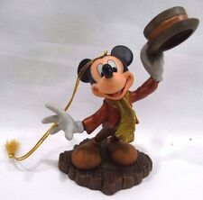 WDCC MICKEY CHRISTMAS CAROL MICKEY MOUSE AND A MERRY CHRISTMAS TO YOU ORNAMENT