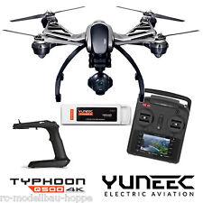 YUNEEC Q500 4K  1 AKKU + Lader + SteadyGrip Karton YUNQ4KEU