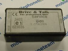 drive and talk pro mute service box otr/2006 4 Car Kit*