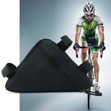 Profession Triangolare Ciclismo Biciclette Front Telaio Borsa Porta-attrezzi