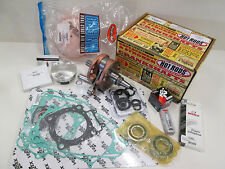 HONDA CRF 250R COMPLETE ENGINE REBUILD KIT CRANKSHAFT, PISTON 2004-2007