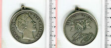 medaille LUDWIG II - KOENIG V. BAYERN 25.8.1845 - 13.6.1886