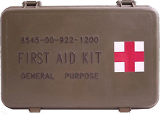 Military Style First Aid Medical Emergency Kit 6545-00-922-1200 Waterproof