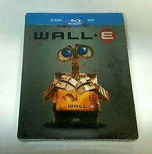 Disney Pixar WALL-E Blu-ray STEELBOOK [FUTURE SHOP CANADA] NEW / MINT / OOS/OOP