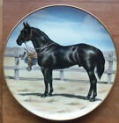 THE QUARTER HORSE FROM THE KAISER NOBLE HORSE COLLECTION PLATES LTD EDITION USED