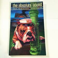 The Absolute Sound Issue Volume 16 Number 73, 1991 TAS Sonus Faber Electa Amator
