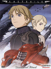 Last Exile - Vol. 3: Discovered Attack (DVD, 2004) Disc Only-Free Shipping