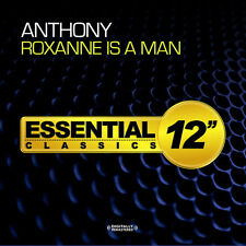 Roxanne Is A Man - Anthony (2014, CD Maxi Single NIEUW)