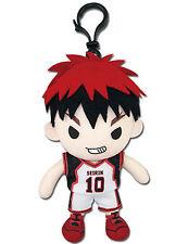 Kuroko's Basketball Chibi Taiga Kagami Plush Clip On ~ Officially Licensed