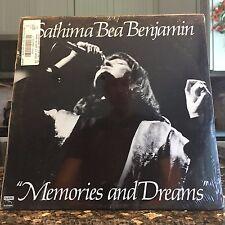 SEALED Sathima Bea Benjamin Memories And Dreams Vinyl Ramp Dollar Brand Jazz