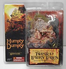 Mcfarlane Toys Monsters Twisted Fairy Tales HUMPTY DUMPTY Action Figure NIP