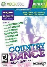 Country Dance All-Stars (Microsoft Xbox 360, 2012)