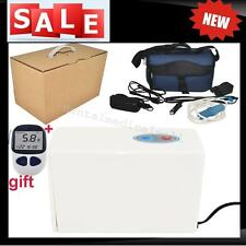 Portable Oxygen Concentrator Generator Home/Travel/Car O2+Free Bag machine best