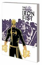 THE IMMORTAL IRON FIST ULTIMATE COLLECTION VOL 1 TPB BRUBAKER FRACTION