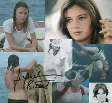 JACQUELINE BISSET Signed 8x8 Photo THE DEEP COA