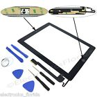 Replacement Digitizer Touch Screen Glass For the ipad 4 4th black Tools Adhesive