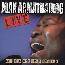 Live: All the Way from America by Joan Armatrading (CD, Jul-2004, SLG Records)