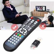 USB Wireless Remote Control Air Mouse Media IR Controller For win 7/8 Desktop PC