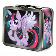 My Little Pony Metal Lunch Box Twilight Alicorn NEW Toys Carrier