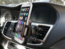 New Car Mount Vent Clip Cell Phone Holder for Apple iPhone 6 6s plus Cradle Kit