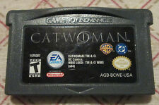 Nintendo Gameboy Advance Catwoman (Game only)